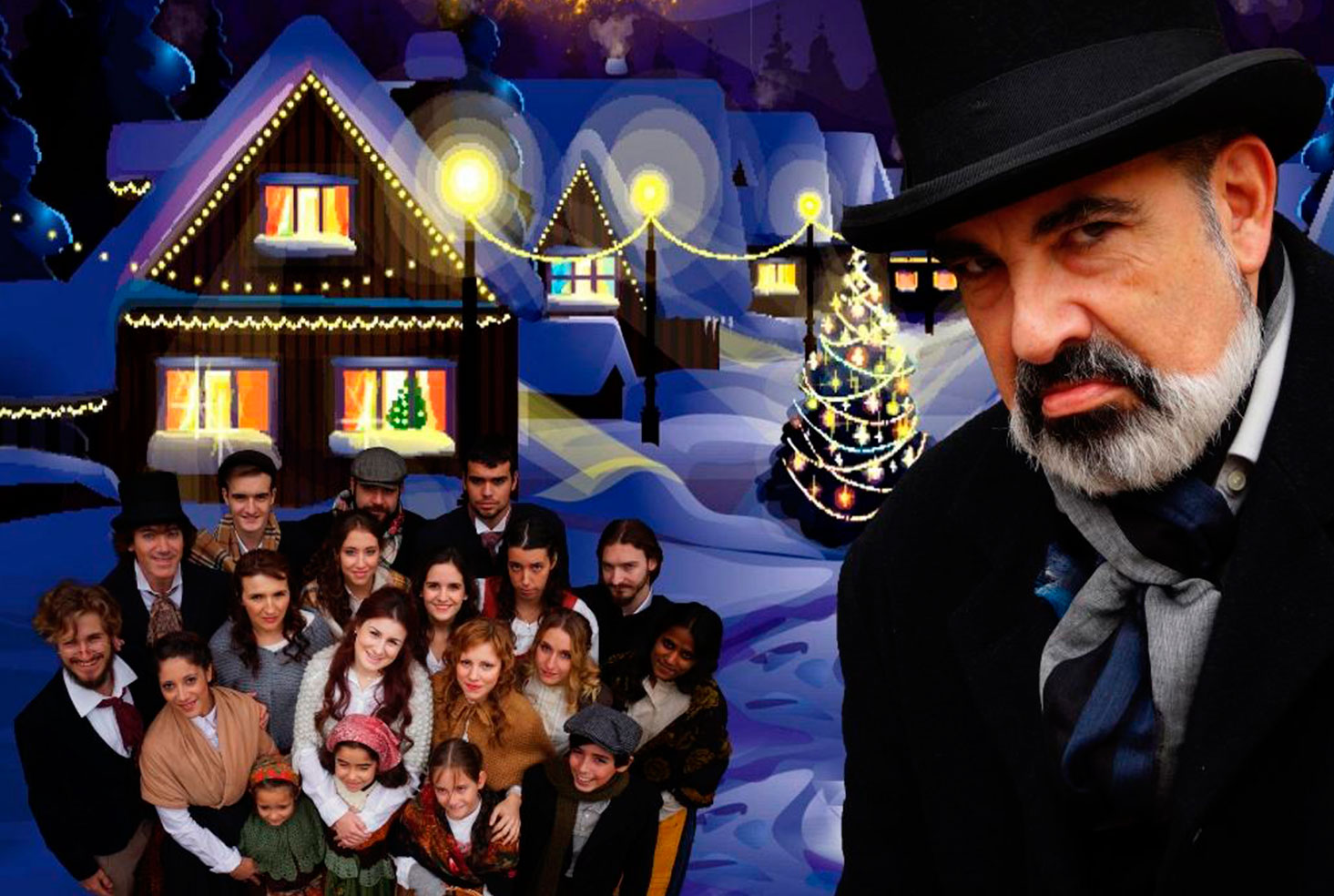 Un cuento de navidad 18 de diciembre en el palacio de - Cuentos de navidad para ninos pequenos ...