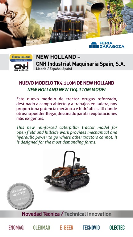 tecnovid-oleotec - new-holland-tk4-cartel