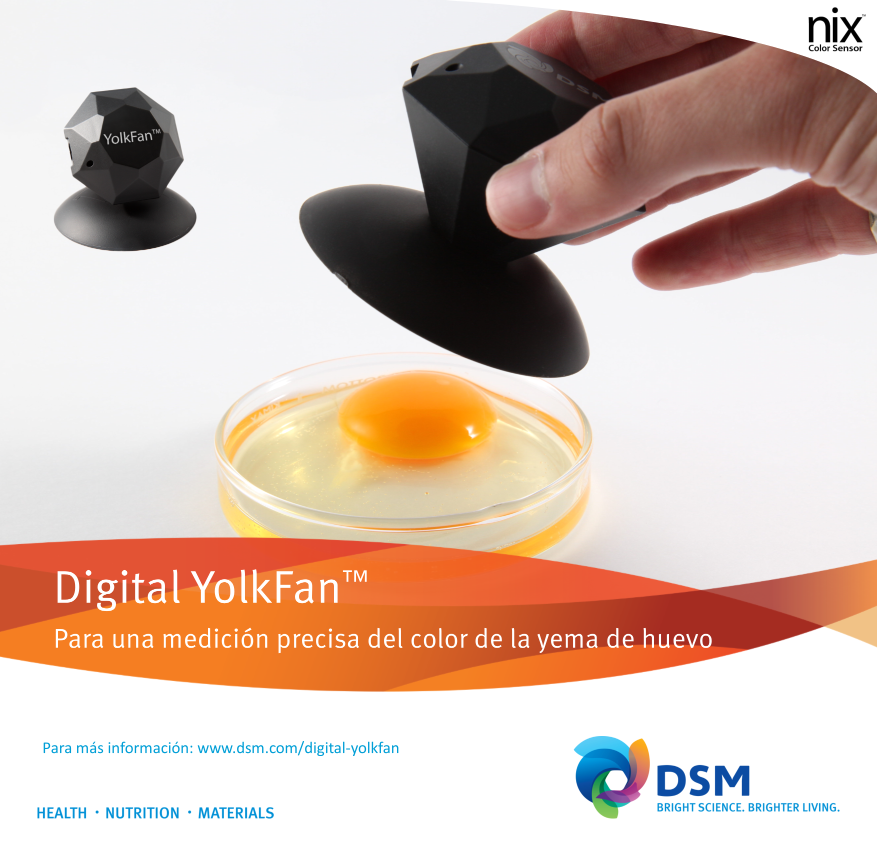 Productos - DSM Digital YolkFan