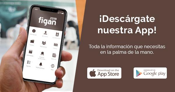 Nueva App de Figan 2019