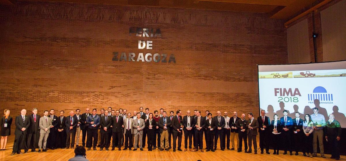 FIMA 2018 premia las innovaciones del sector agroalimentario