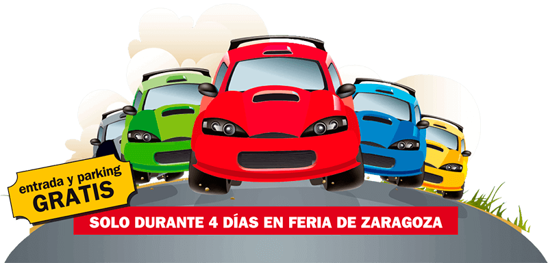 STOCK CAR 2021 - Feria de Zaragoza